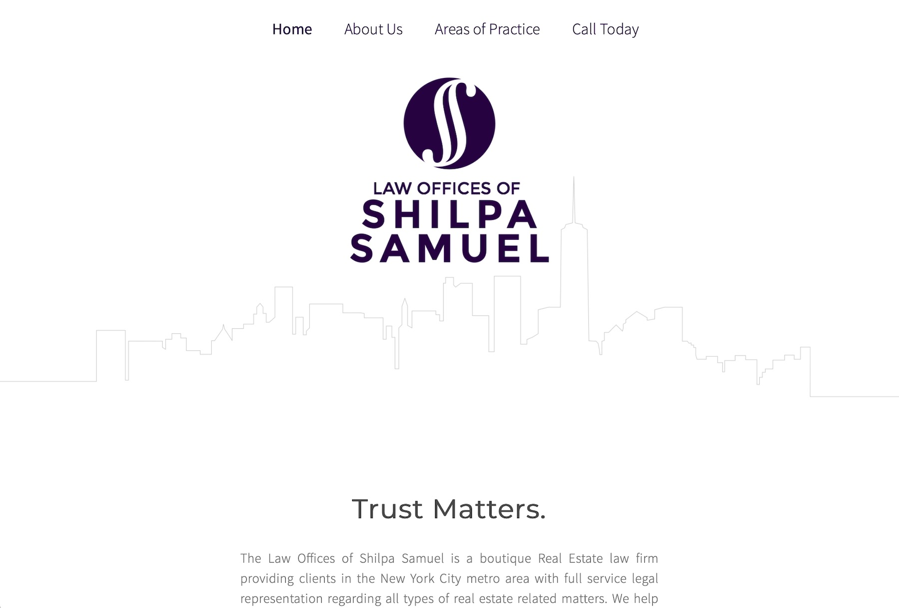 The Law Offices of Shilpa Samuel